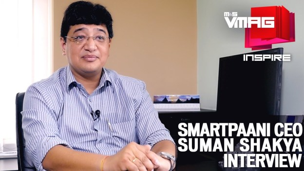 M&S Inspire: SUMAN SHAKYA OF SMARTPAANI