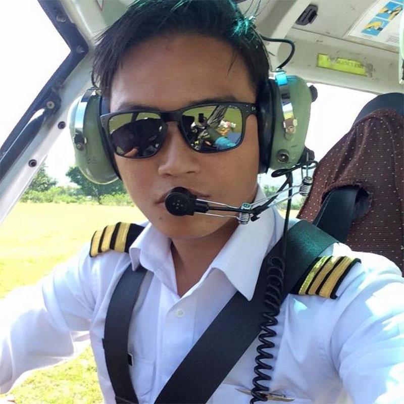 Captain Ranjan Limbu dies in helicopter crash