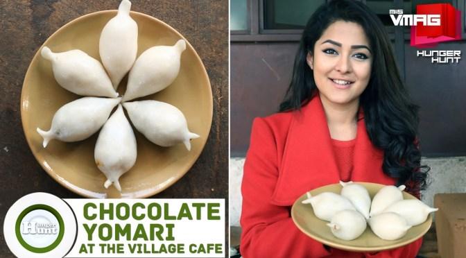 HUNGER HUNT: Fresh Chocolate Yomari