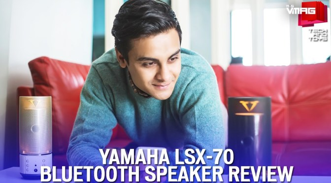 TECH & TOYS:Yamaha LSX-70 Bluetooth Speakers Review