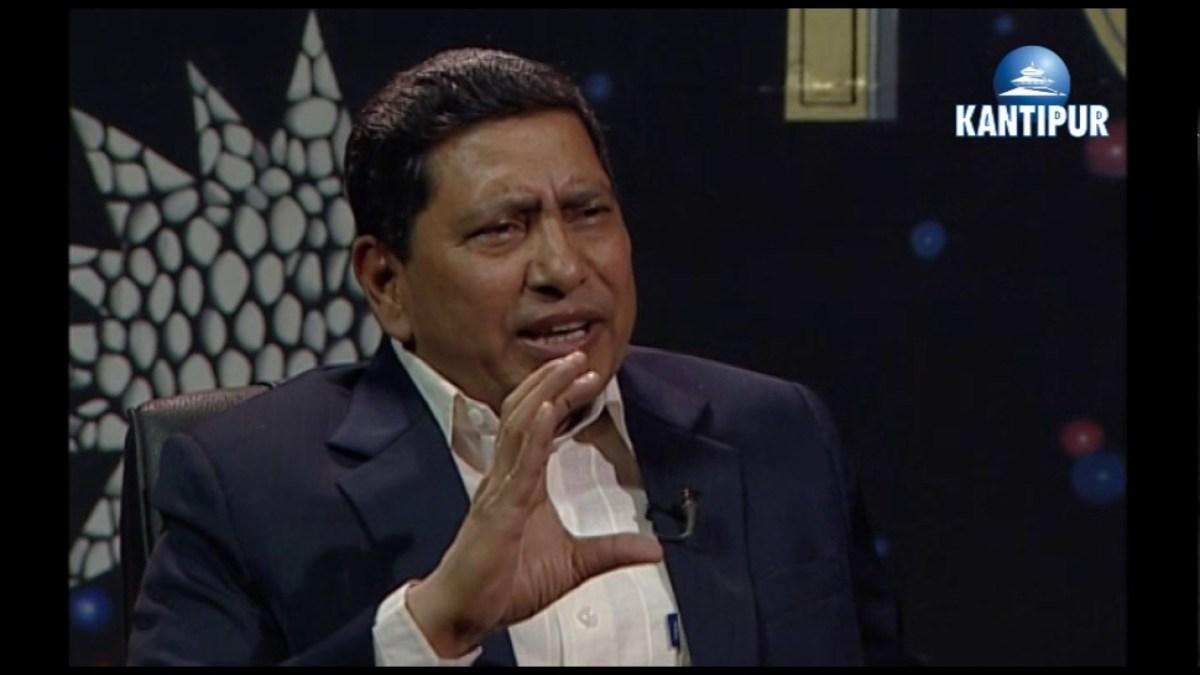 Tough Talk: नारायण काजी श्रेष्ठ - नेता, नेकपा माओवादी केन्द्र