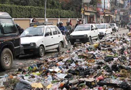 Passengers Throwing Trash From Vehicles To Be Fined