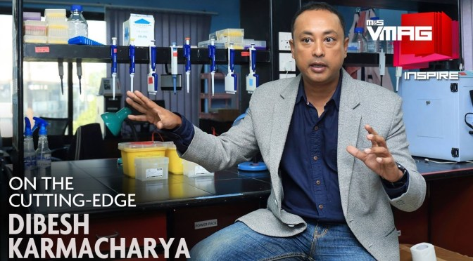 M&S INSPIRE: Dibesh Karmacharya On the cutting-edge