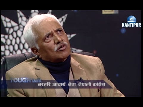 Tough Talk with Narahari Acharya