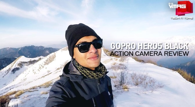 TECH & TOYS: GoPro Hero5 Black goes to Annapurna Circuit and Kalinchowk