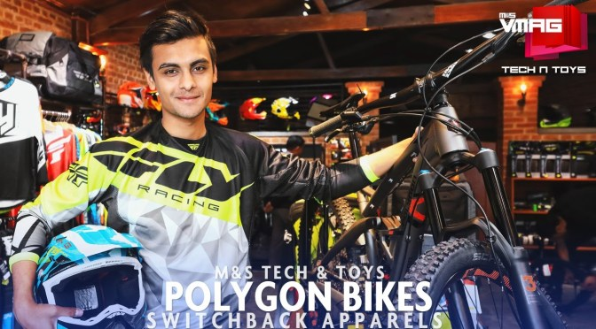 TECH & TOYS: Polygon Bikes at Switchback Apparels