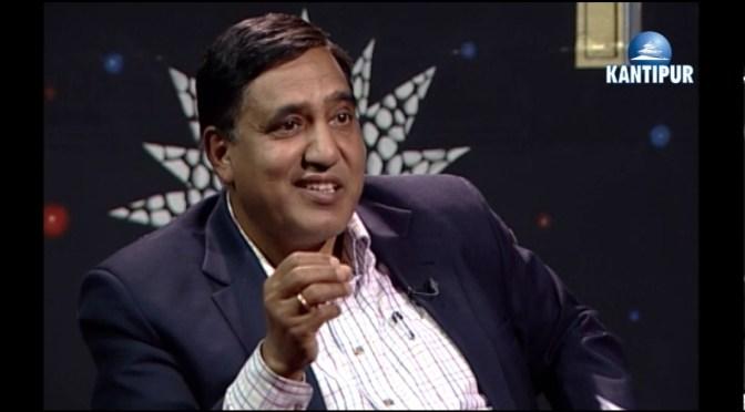 TOUGH TALK WITH Hari Sharma