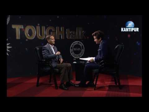 TOUGH TALK WITH  Krishna Prasad Sitaula