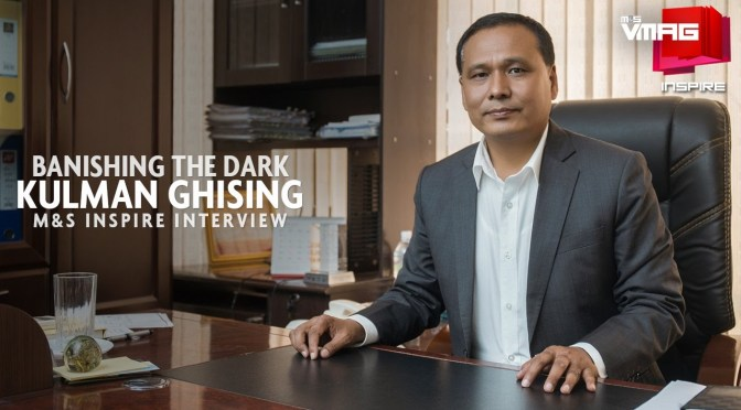 M&S INSPIRE: Here's how Kulman Ghising put an end to loadshedding