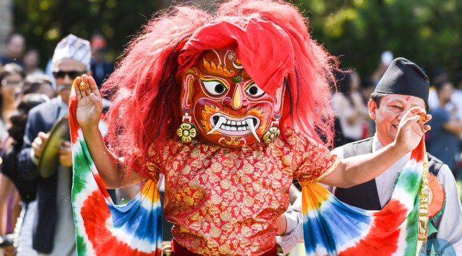 Indra Jatra 2017 Euless Texas [Photo Gallery]