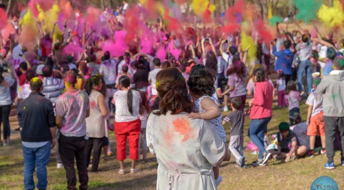 Ramailo Holi 2018 [Photo Gallery]