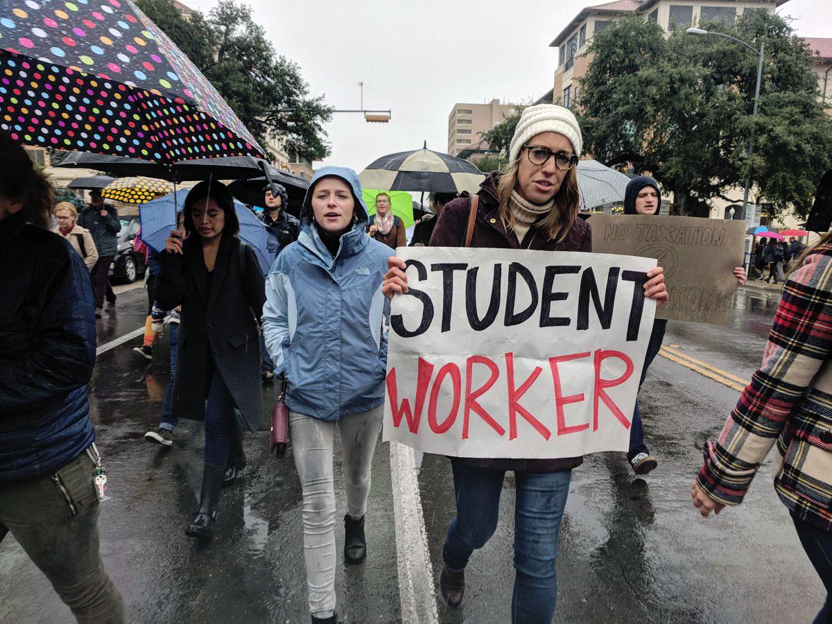 Tax Act Grad Students