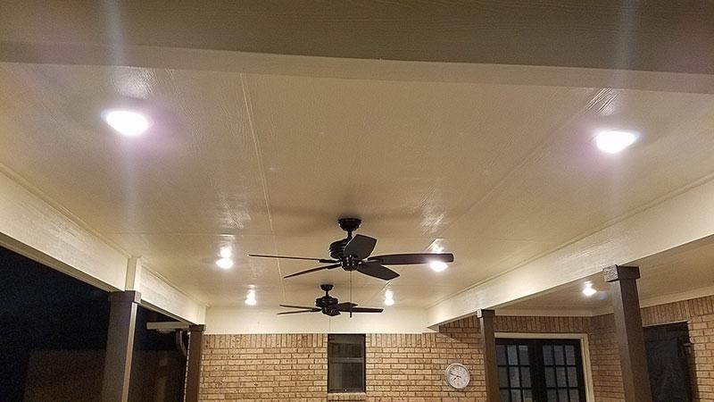 Ceilings In Houston Texas Texaspatiobuilder Com