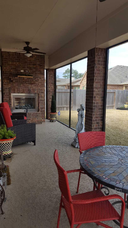 Screened Porches & Patio Enclosures - Texas Patio Covers on Outdoor Patio Enclosures  id=59335