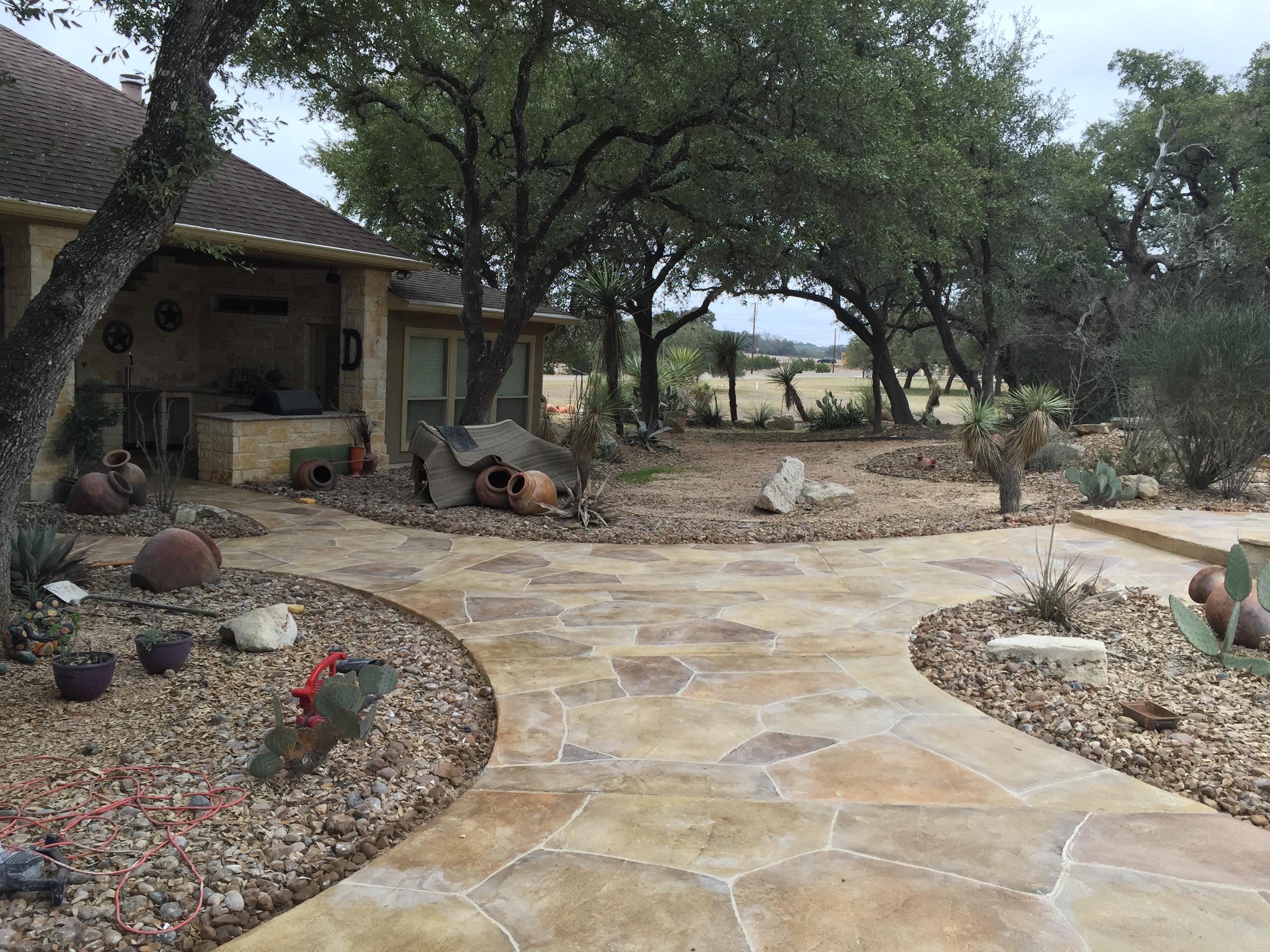 concrete epoxy flooring by texas