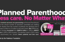 Planned Parenthood Increases Abortions