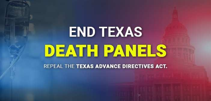 One year after Chris Dunn's death, the Texas Advance Directives Act is as dangerous as ever