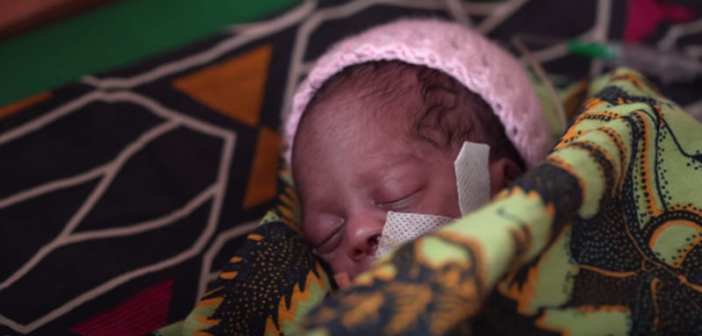 Houston engineer's life-saving inventions are working to give newborns in Africa a better start