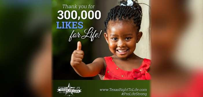 Texas individuals, families, and communities advance the Culture of Life.