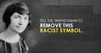 Tell the Smithsonian to remove Planned Parenthood founder's image