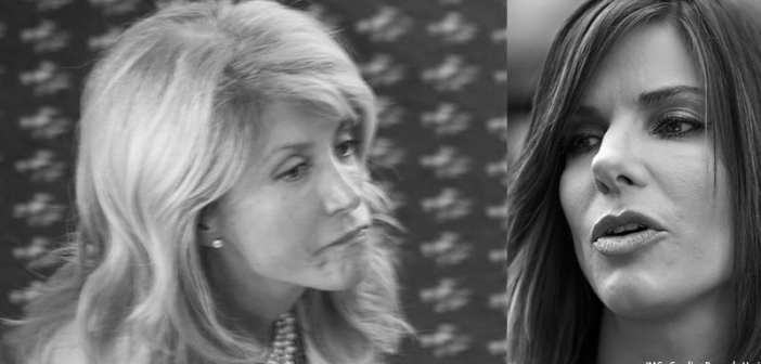 "Sandra Bullock to star as ""Abortion Queen"" Wendy Davis in upcoming movie"