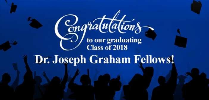 Congrats to our graduating Fellows!
