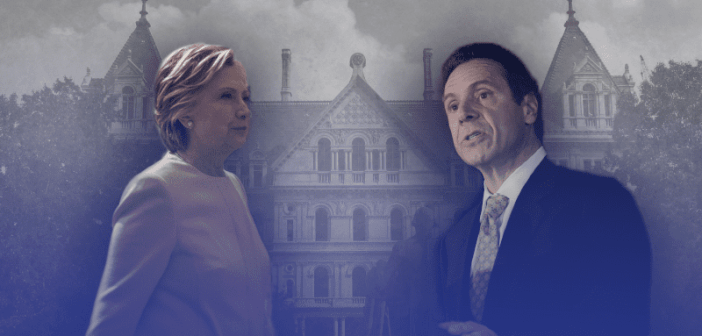 Cuomo, Hillary Clinton push to expand late-term abortion in New York with state Legislature