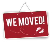 We Moved!