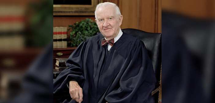 Supreme Court Justice John Paul Stevens dies at 99