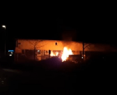 Violent abortion activists torch Pro-Life journalist's car, vandalize churches in Germany