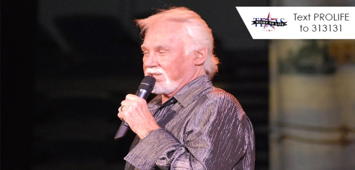 Kenny Rogers' song portrays a father's pain following abortion