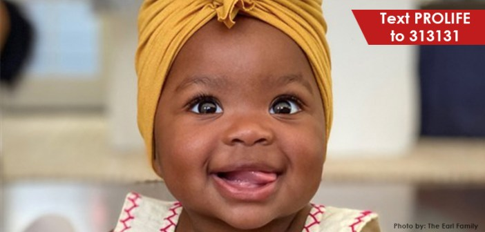 A beautiful first: Gerber selects baby who came to family through adoption