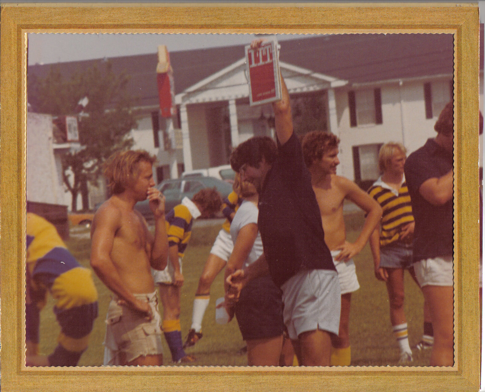 1973 Lee Garner - TRU Select Side Coach