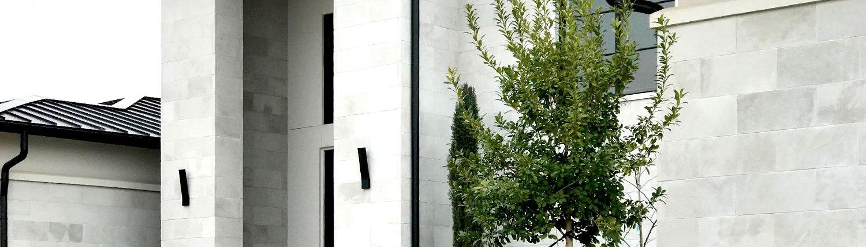 Exterior beatiful Architectural Stone