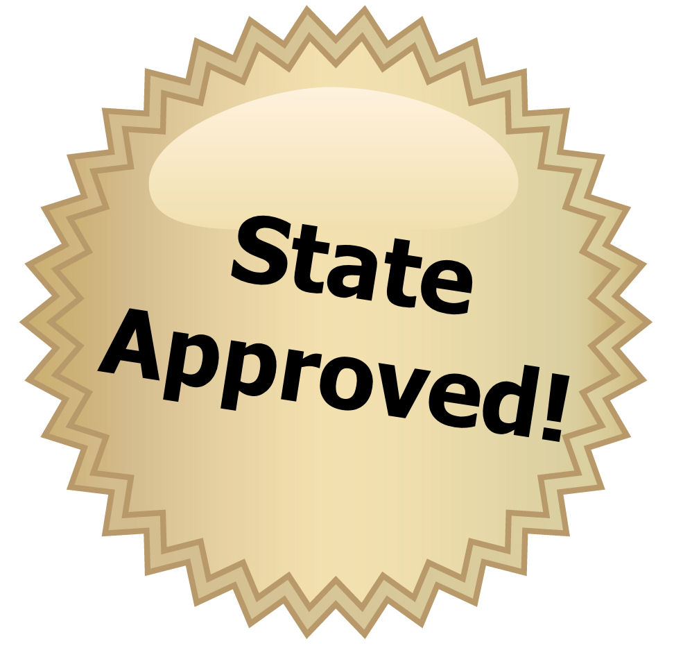 Texas Success Academy Logo State Approve Logo
