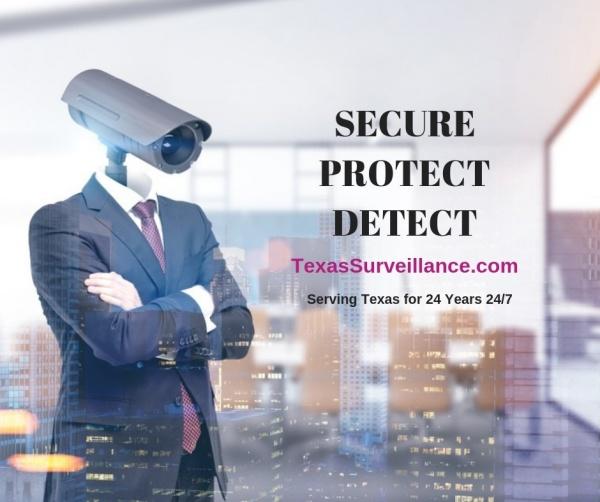 Public security cameras & surveillance applications