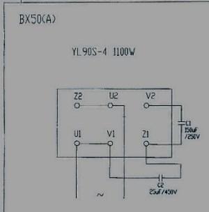 100 lb Commercial Food Mixer Wiring Diagram