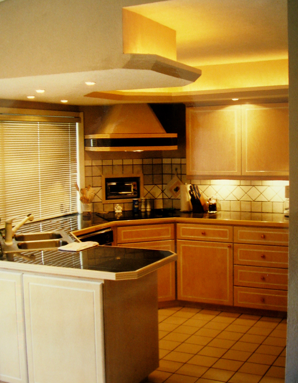 1970s Kitchen Remodel