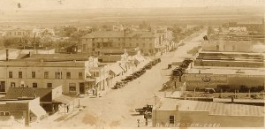 Burlington, CO, 1890, Pre-Radio