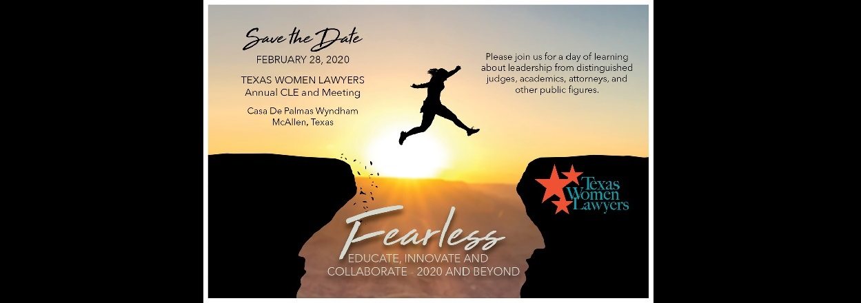 Save the Date: February 28, 2020 CLE