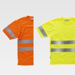 T-shirt alta visibilità En471 CE