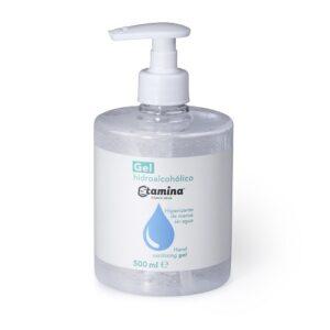 Gel igienizzante per le mani 500 ml.