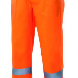 Pantalone Arancio o Giallo Alta Visibilità