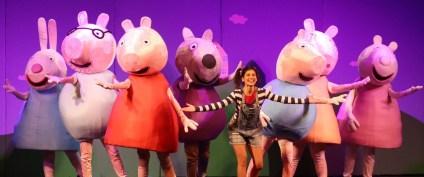 """Παιδική Παράσταση """"Το Ονειρο της Πέππα """" την Κυριακή 26 και Δευτέρα 27 Αυγούστου στο Θέατρο Τεχνόπολις"""
