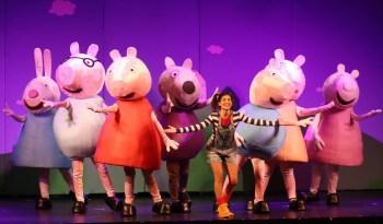 """Παιδικό Θέατρο """"Το Ονειρο της Πεππα"""" την Κυριακή 30 Ιουλίου στο θέατρο του Τεχνόπολις"""