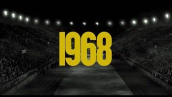 """Εκδήλωση-προβολή της ταινίας """"1968"""", παρουσία των αθλητών της KAE ΑΕΚ και του σκηνοθέτη κ. Τ. Μπουλμέτη, την Τετάρτη 14 Φεβρουαρίου στο Τεχνόπολις."""