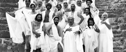 """Θεατρική Παράσταση """"Εκκλησιάζουσες"""" την Τρίτη 4 και Τετάρτη 5 Σεπτεμβρίου στο θέατρο του Τεχνόπολις"""