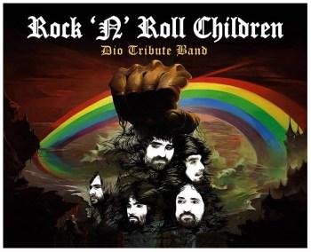 Συναυλία Rock n Roll Children (Dio Tribute Band) το Σάββατο 9 Νοεμβρίου στο Cine Studio