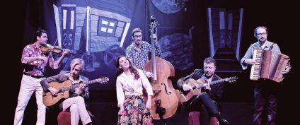 Συναυλία με τους Gadjo Dilo το Σάββατο 25 Ιανουαρίου στο Cine Studio