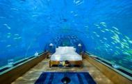 Υποβρύχια υπερπολυτελή σουίτα νεόνυμφων, που σας επιτρέπει να κοιμηθείτε, και να ξυπνήσετε, με τα ψάρια